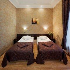 Гостиница ГородОтель на Казанском Стандартный номер с двуспальной кроватью фото 5