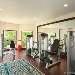 Отель Trident, Jaipur фитнесс-зал