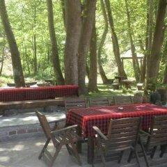 Отель Park Hotel Makenzen Болгария, Сандански - отзывы, цены и фото номеров - забронировать отель Park Hotel Makenzen онлайн приотельная территория