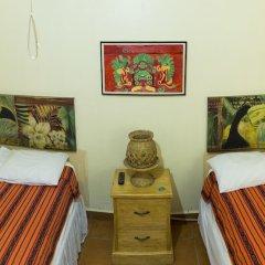 Hotel & Hostel Berakah Копан-Руинас комната для гостей фото 3