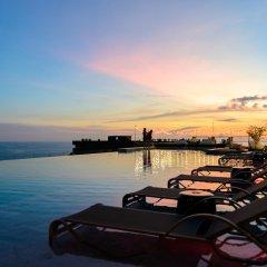 Отель Foto Hotel Таиланд, Пхукет - 12 отзывов об отеле, цены и фото номеров - забронировать отель Foto Hotel онлайн бассейн фото 3