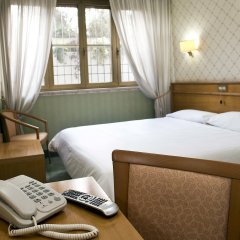 Отель Kolping Hotel Casa Domitilla Италия, Рим - отзывы, цены и фото номеров - забронировать отель Kolping Hotel Casa Domitilla онлайн комната для гостей