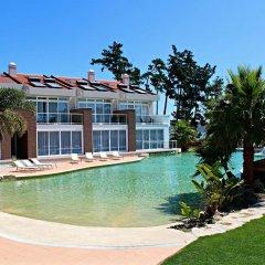 Отель Obidos Lagoon Wellness Retreat бассейн