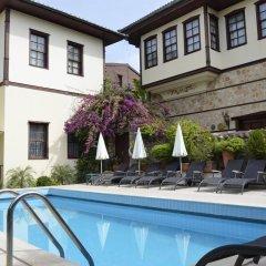 Tuvana Hotel - Special Class Турция, Анталья - 3 отзыва об отеле, цены и фото номеров - забронировать отель Tuvana Hotel - Special Class онлайн бассейн