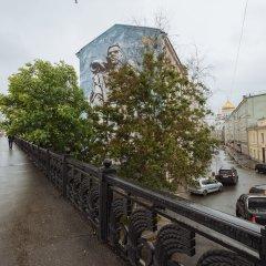 Гостиница Guest House Pathos on Kremlevskaya балкон