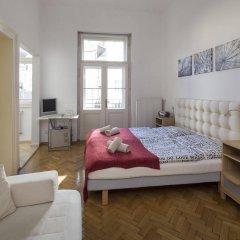 Апартаменты Apartments Dusni - Old Town Square Прага комната для гостей фото 5