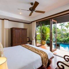 Отель Katamanda Villa 3BR with Private Pool E5 пляж Ката комната для гостей фото 2