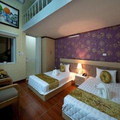 Отель Golden Diamond Hotel Вьетнам, Ханой - отзывы, цены и фото номеров - забронировать отель Golden Diamond Hotel онлайн комната для гостей фото 5