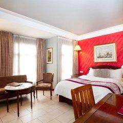 Отель Les Saisons Марокко, Касабланка - отзывы, цены и фото номеров - забронировать отель Les Saisons онлайн комната для гостей фото 3