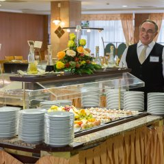 Hunguest Hotel Panorama питание