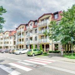 Апартаменты Dom & House - Apartments Aquarius парковка