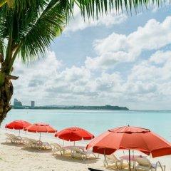 Отель Lotte Hotel Guam США, Тамунинг - отзывы, цены и фото номеров - забронировать отель Lotte Hotel Guam онлайн приотельная территория фото 2