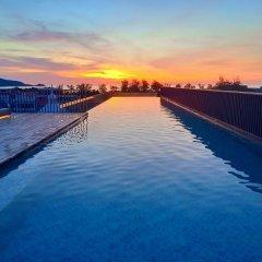 Отель Patong Beach Luxury Condo бассейн фото 2