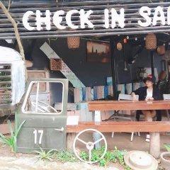 Check In Sapa Hostel and Coffee Шапа гостиничный бар