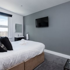 Westbourne Hotel and Spa комната для гостей фото 2
