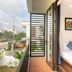 Отель Summer Holiday Villa Вьетнам, Хойан - отзывы, цены и фото номеров - забронировать отель Summer Holiday Villa онлайн балкон