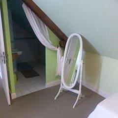 Отель La Demeure du Goupil ванная