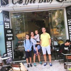 Отель Babycat Guesthouse & Cafe фото 2