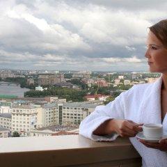 Гостиница Антей балкон