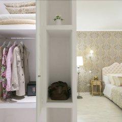 Отель Hostal Central Palace Madrid сейф в номере