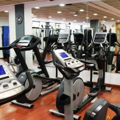 Отель Isla Mallorca & Spa фитнесс-зал фото 2