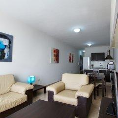 Blubay Apartments by ST Hotel Гзира комната для гостей фото 5
