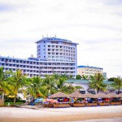 Grand Halong Hotel пляж
