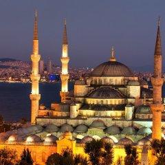 Отель InterContinental Istanbul Стамбул приотельная территория
