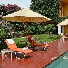 Hotel Misión Guadalajara Carlton бассейн фото 3