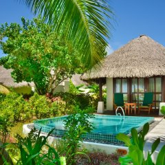Отель Sheraton Maldives Full Moon Resort & Spa Мальдивы, Остров Фуранафуши - отзывы, цены и фото номеров - забронировать отель Sheraton Maldives Full Moon Resort & Spa онлайн фото 5