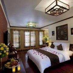 Отель Golden Lotus Hotel Вьетнам, Ханой - отзывы, цены и фото номеров - забронировать отель Golden Lotus Hotel онлайн комната для гостей