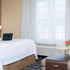 Отель TownePlace Suites by Marriott Indianapolis - Keystone удобства в номере фото 2