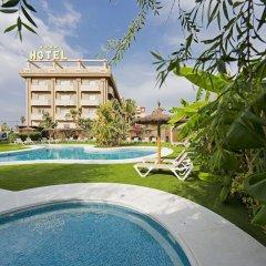 Отель Elba Motril Beach & Business Испания, Мотрил - отзывы, цены и фото номеров - забронировать отель Elba Motril Beach & Business онлайн бассейн фото 3