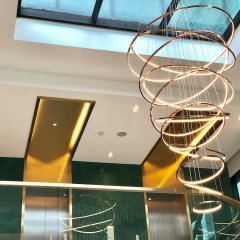 Maven Stylish Hotel Bangkok интерьер отеля фото 2