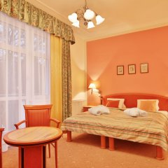 Villa Savoy Spa Park Hotel комната для гостей фото 5