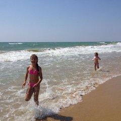 Гостиница Domiki U Morya пляж