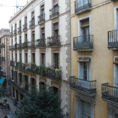 Отель Pensión Segre балкон