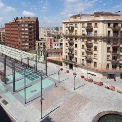 Отель Hostal Sans Испания, Барселона - отзывы, цены и фото номеров - забронировать отель Hostal Sans онлайн балкон