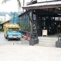 Отель Kamala Tropical Garden городской автобус