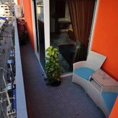 Отель Koenig Mansion балкон