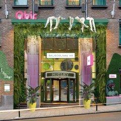 Отель Qbic Brussels Брюссель фото 9
