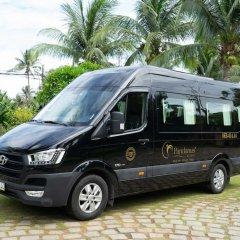 Отель Pandanus Resort Фантхьет городской автобус
