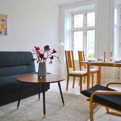 Отель Economy City Center Apartment Copenhagen Дания, Копенгаген - отзывы, цены и фото номеров - забронировать отель Economy City Center Apartment Copenhagen онлайн комната для гостей фото 2