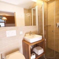Отель Pension Astoria Прато-алло-Стелвио ванная