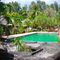 Отель Lanta Scenic Bungalow Таиланд, Ланта - отзывы, цены и фото номеров - забронировать отель Lanta Scenic Bungalow онлайн бассейн фото 3