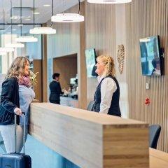 Отель LHL Sykehuset Hotell интерьер отеля фото 2
