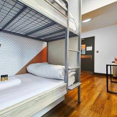 Отель St Christopher's Village, London Bridge - Hostel Великобритания, Лондон - 1 отзыв об отеле, цены и фото номеров - забронировать отель St Christopher's Village, London Bridge - Hostel онлайн комната для гостей фото 4