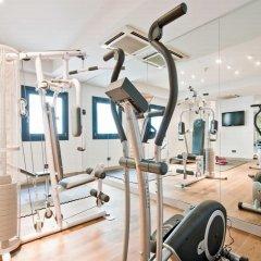 Отель Zenit Abeba Madrid фитнесс-зал фото 3
