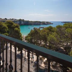 Отель THB Felip балкон