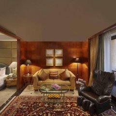 Отель ITC Maurya, a Luxury Collection Hotel, New Delhi Индия, Нью-Дели - отзывы, цены и фото номеров - забронировать отель ITC Maurya, a Luxury Collection Hotel, New Delhi онлайн комната для гостей фото 5